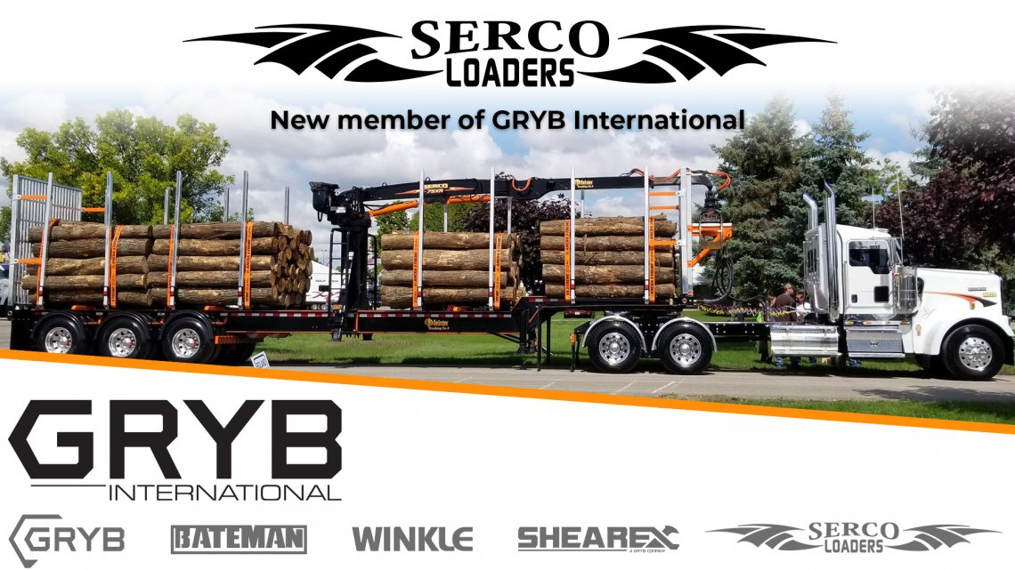 GRYB International Finalizes the Acquisition of Two Harbors Machine Shop Inc. (THMS) and the SERCO Loaders Line