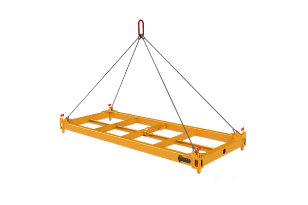 CONTAINER SPREADER FRAME