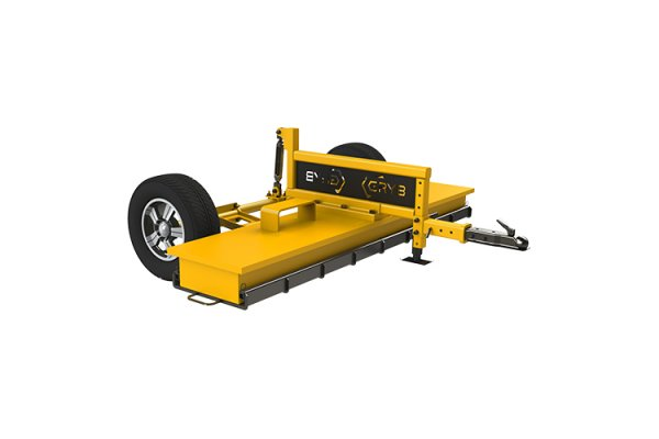 Permanent magnetic sweeper