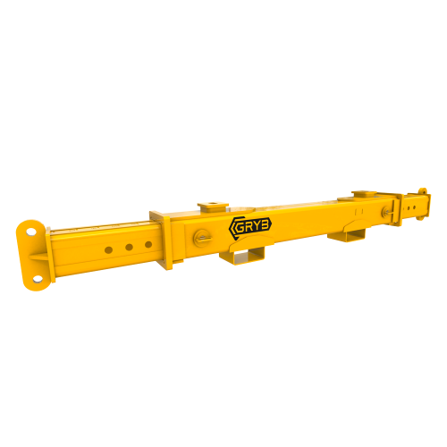 TELESCOPIC SPREADER BEAM